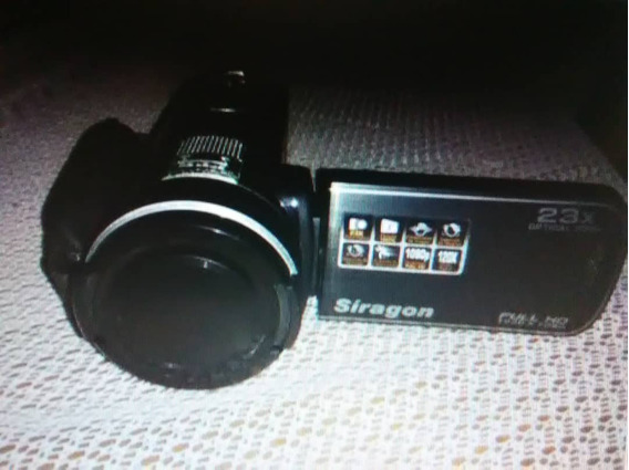 Filmadora Siragon Hv-800 Hd