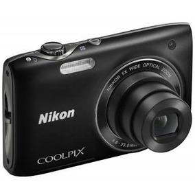 Câmera Nikon S3100
