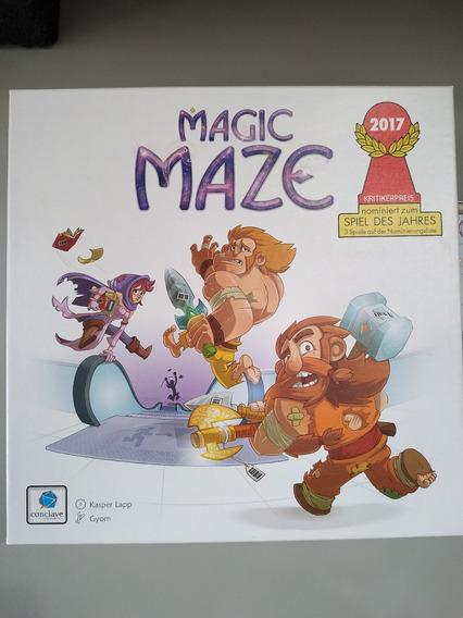 Jogo Magic Maze