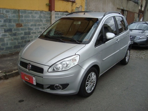 Fiat Idea 1.6 Mpi Essence 16v Flex 4p Automático