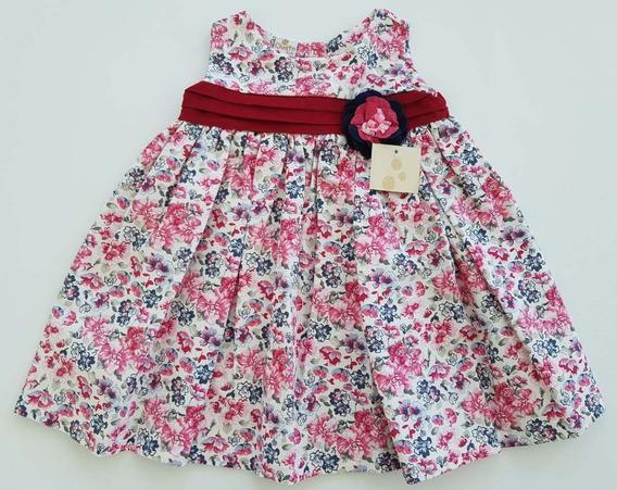 Vestido Nena Fiesta, Casual, Floreado, Diseño Exclusivo