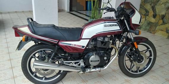 Moto Honda Cb 450 E