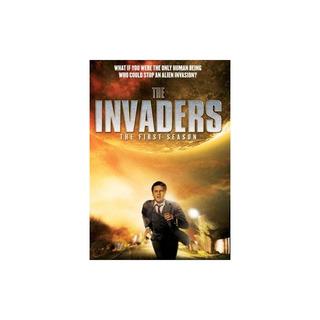 Invaders Season One Invaders Season One Full Frame Sensormat