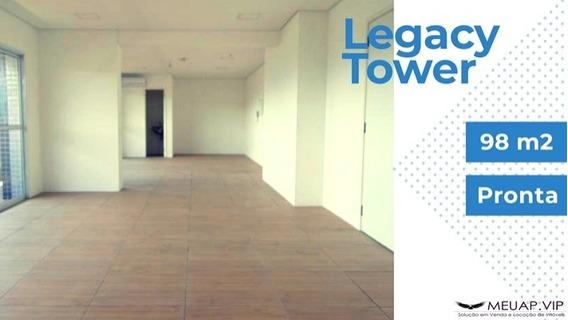 Sala Comercial Para Alugar Em Santos - Sl252 - 34680463