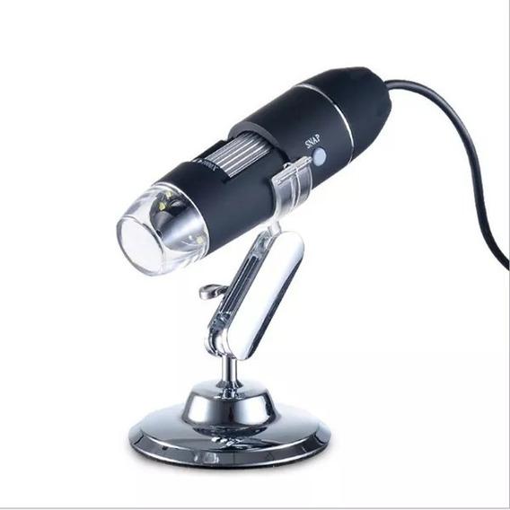 Dois Microscópio Digital Usb 200x Zoom Camera