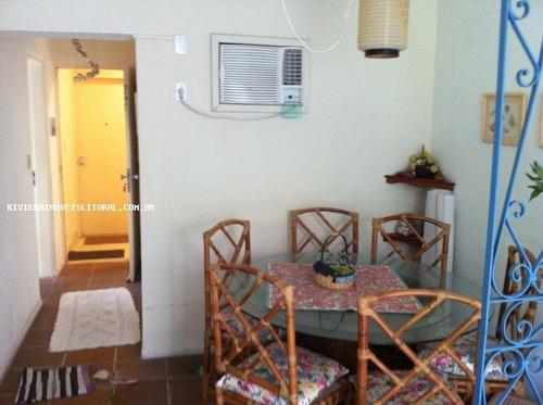 Apartamento Para Venda Em Guarujá, Enseada, 2 Dormitórios, 2 Banheiros, 1 Vaga - 1-290216_2-209551