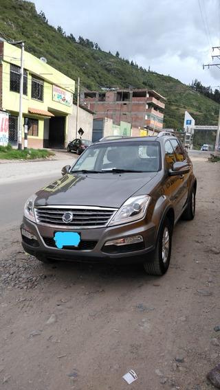 Ssangyong Rexton 2.7 Cc Diesel 4x4