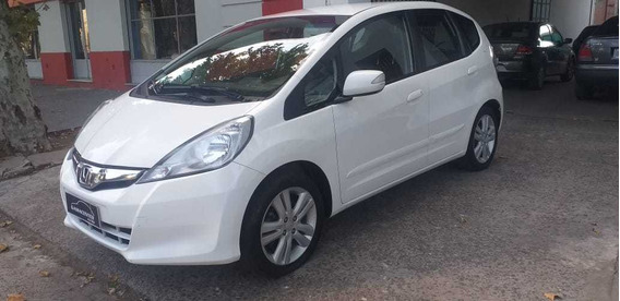 Honda Fit 1.5 Ex 2014 97.000km Blanco