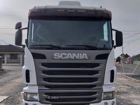 Scania 124 G 380 6x2 = Em Perfeito Estado 2010