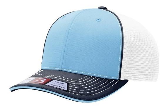 Gorra Richardson 172 Columbia Blue / White