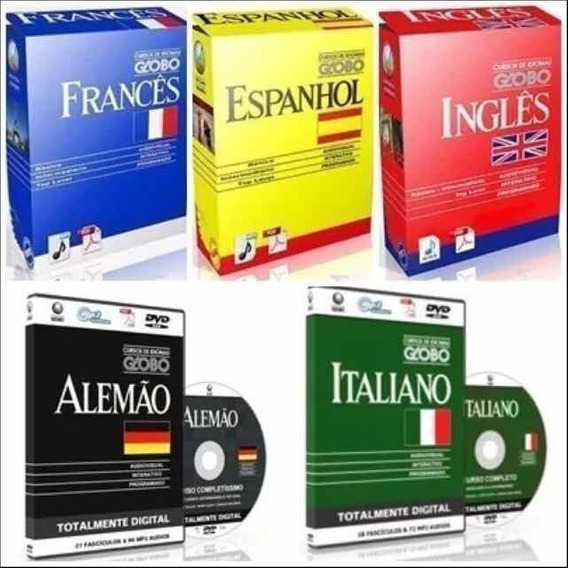 Cursos De Línguas Estrangeiras Globo!!!