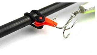 Suporte Prendedor De Anzol / Hook Keeper - 3 Und.