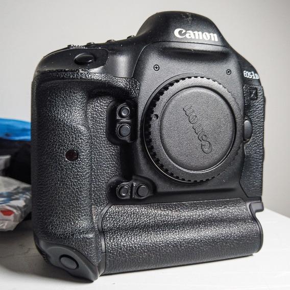 Câmera Canon 1dx - 2 Baterias - Caixa Original - Brindes