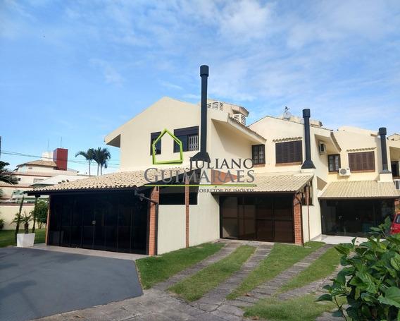 Ótima Casa Semi-mobiliada Residencial Á 350 Metros Da Praia Dos Ingleses Á Venda, Florianópolis - Ca00148 - 33878373