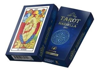 Cartas Tarot Marselles-iluminarte
