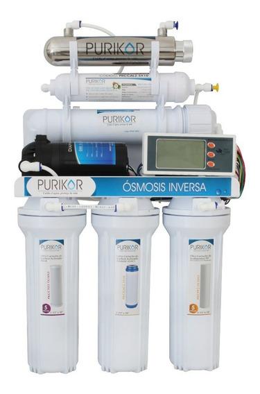 Purificador Agua Osmosis Inversa 6 Etapas Uv 100g Displaytds