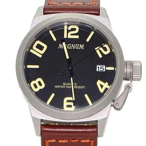 Relógio Maculino Magnum Military Ma33433x Original