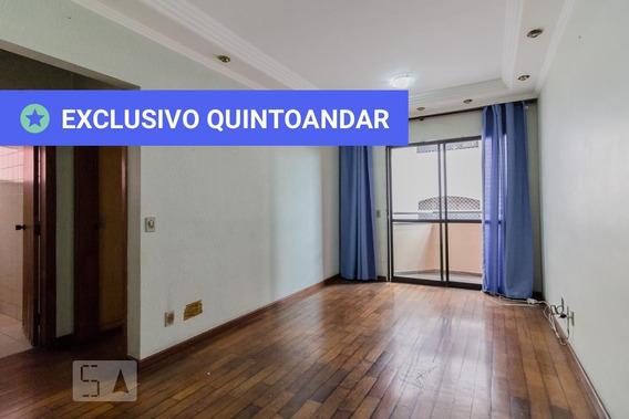 Apartamento No 8º Andar Mobiliado Com 1 Dormitório E 1 Garagem - Id: 892946071 - 246071