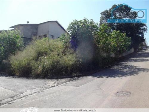 Imagem 1 de 3 de Terrenos À Venda  Em Atibaia/sp - Compre O Seu Terrenos Aqui! - 1275599
