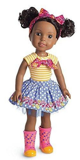 American Girl Welliewishers Kendall Doll!
