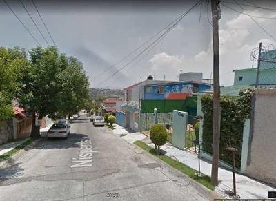Casa Nisperos Lomas De San Mateo Naucalpan Remate Banco Mg