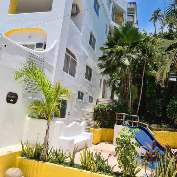 Departamento En Renta Gran Vía Tropical, Las Playas