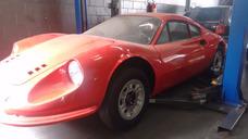 Fibrario Dimo Réplica Ferrari Dino