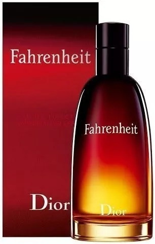 Perfume Fahrenheit Masculino Eau De Toilette 200ml - Dior