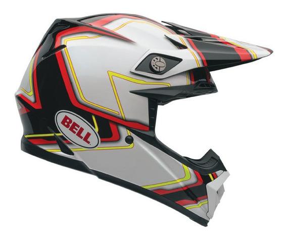 Capacete Bell Moto 9