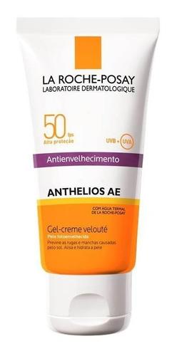 Protetor Solar Facial Anti-idade Anthelios Ae Fps 50 50g