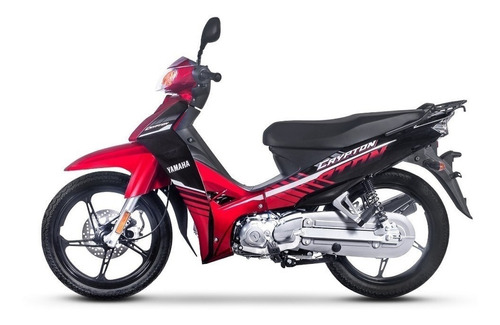 Yamaha New Crypton 110 Okm 2021