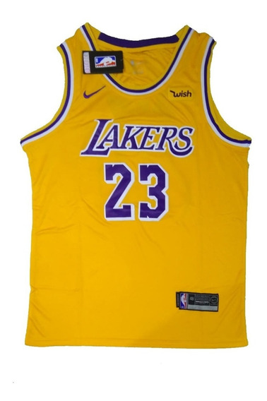 Camisa Los Angeles Lakers Lebron James Todas As Cores