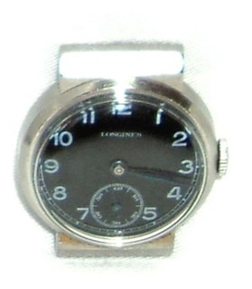 Antiguo Raro Reloj Longines Junior Staybrite Años 30
