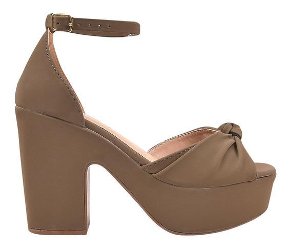 Sandália Sapato Feminina Chiquiteira Chiqui/531351