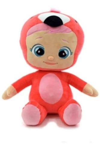 Peluche Cry Babies 15cm Original Bebes Llorones Phiphi Toys