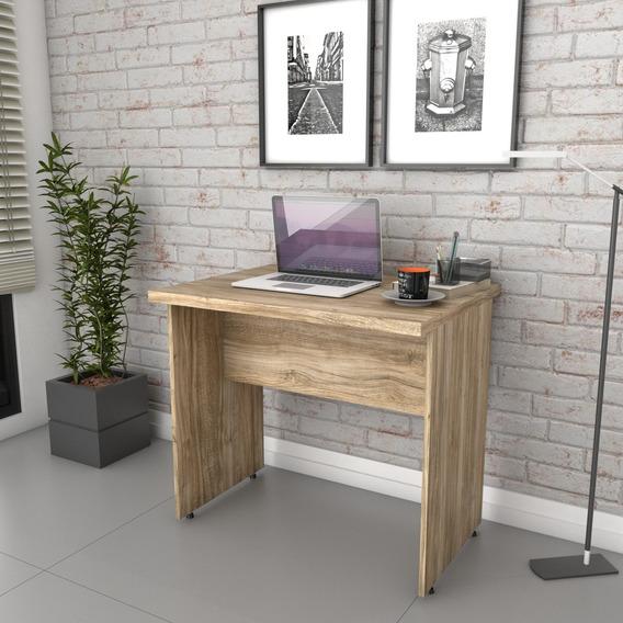 Mesa Escrivaninha De Escritório 0,80m Tampo 30mm Work30