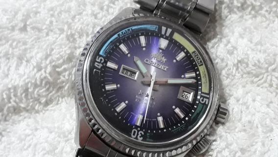 Relógio Orient Kd, O Cebolão Automático (cld) !
