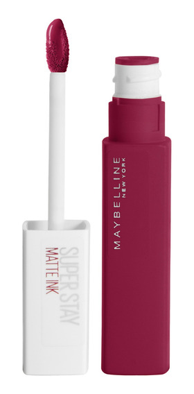 Labial Líquido Maybelline Super Stay Matte Ink Pinks