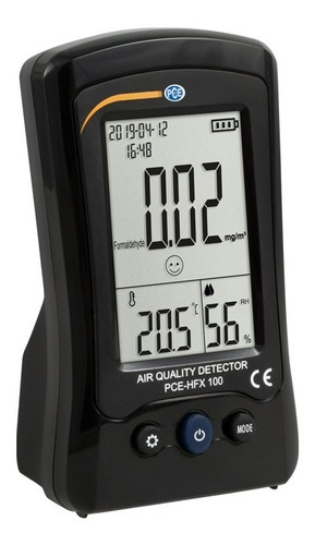Imagen 1 de 4 de Medidor De Gas Pce-hfx 100