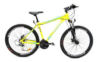 Bicicleta Fire Bird Malargue Rodado 27.5 Aluminio