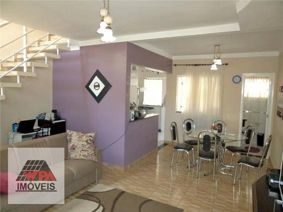 Casa Com 3 Dormitórios À Venda, 80 M² Por R$ 315.000,00 - Jardim Brasil - Americana/sp - Ca0923