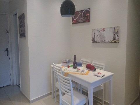 Apartamento Residencial Em Sao Paulo - Sp, Jardim Bonfiglioli - Apv2052