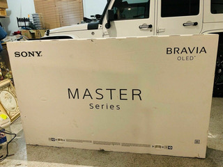 Brand New Sony Bravia Oled Tv Master 65 Inch