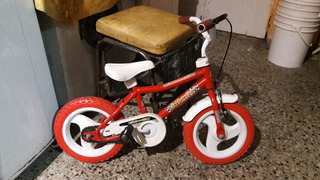 Bici Montainbike Para Ñiño Perfecto Estado!!!