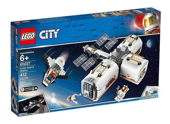Lego City Espacio Space Port Estación Espacial Lunar 60227