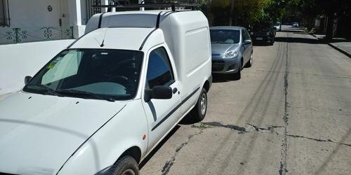 Ford Courier Diesel 1.8 Furgon