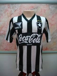 Camisa Futebol Botafogo Rio Janeiro Penalty Jogo Antiga 1932