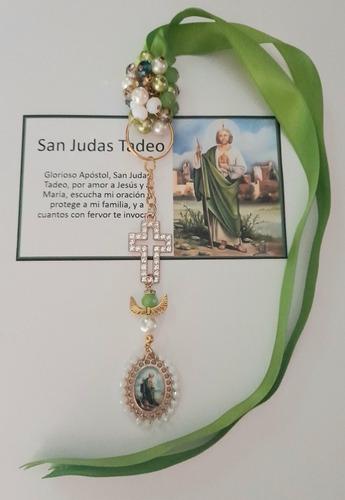 Imagen 1 de 5 de 10 Colgantes De San Judas Tadeo, (articulo Nuevo)