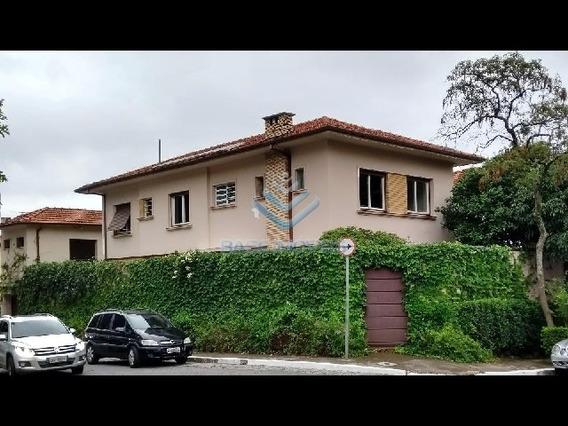 Sobrado Com 4 Dormitórios Para Alugar, 299 M² Por R$ 7.000 - Chácara Inglesa - São Paulo/sp - So1705