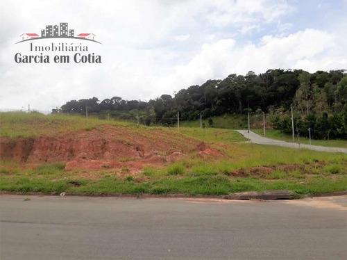 Terreno A Venda No Bairro Parque Dom Henrique Em Cotia - Sp. - M470-1